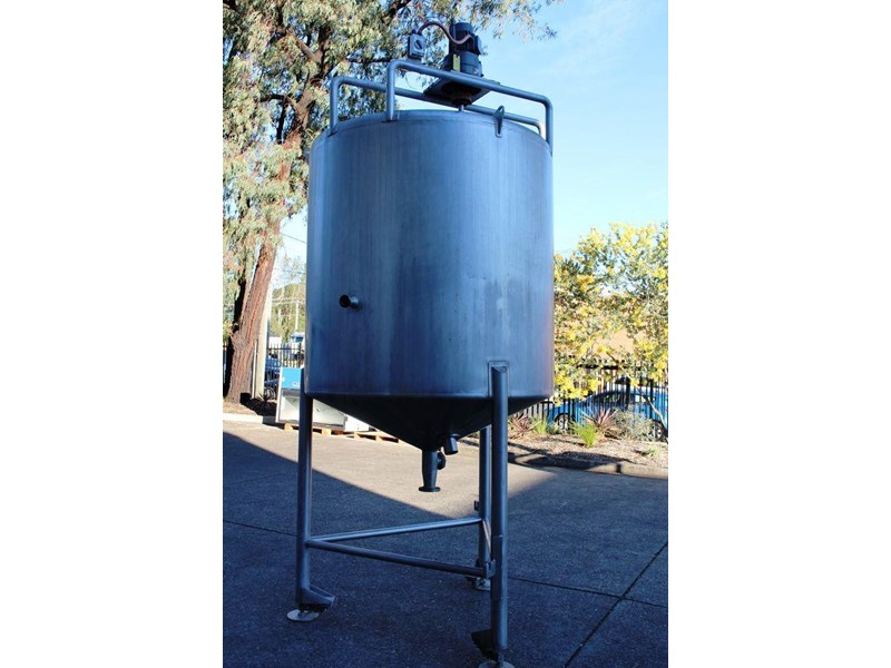 stainless steel mixing tank vertical 422572 002
