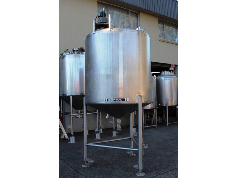 stainless steel mixing tank vertical 422572 003