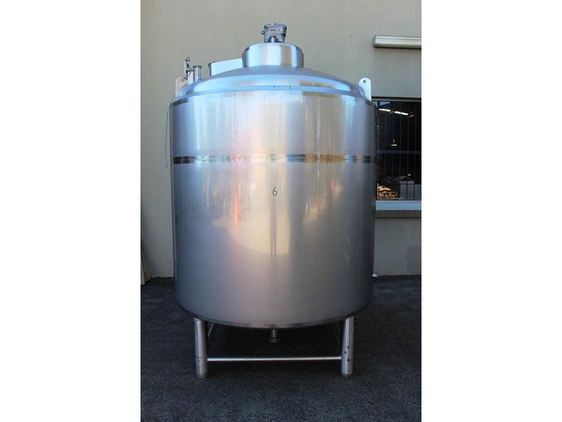 stainless steel jacketed mixing tank vertical 422582 001