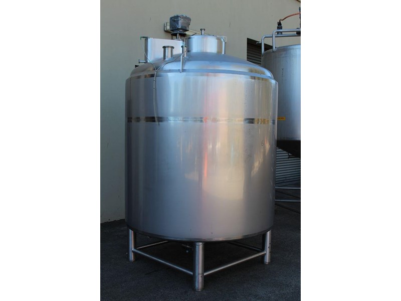 stainless steel jacketed mixing tank vertical 422582 002