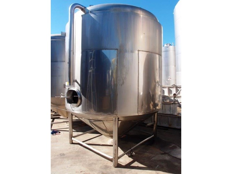 stainless steel storage tank vertical 419877 002