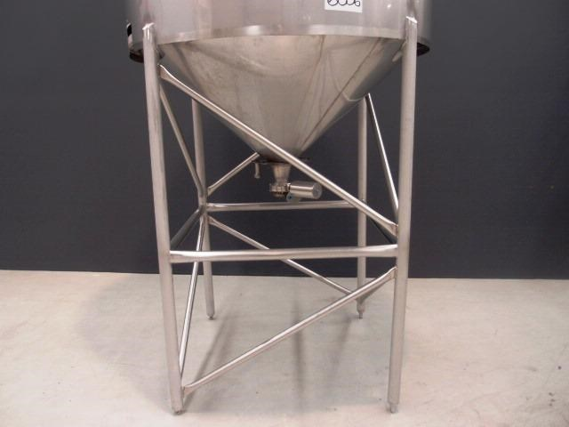 stainless steel mixing tank 3,000lt 419871 002