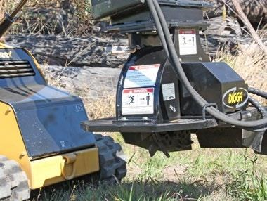 digga mini stump grinder 423174 003
