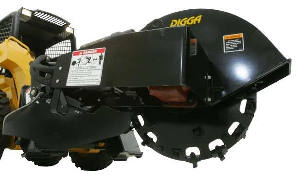 digga skid steer stump grinder 423177 002