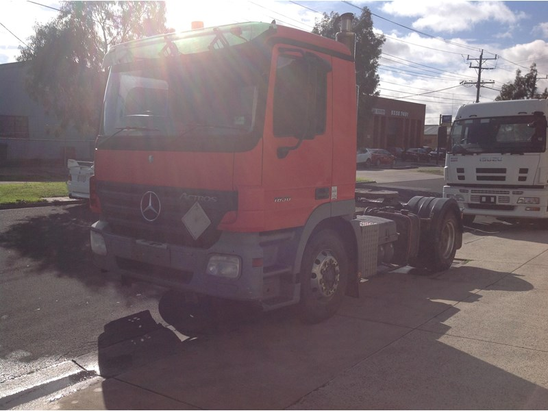 2006 mercedes benz actros 1836 4x2 prime mover for sale for Prime mercedes benz of westwood