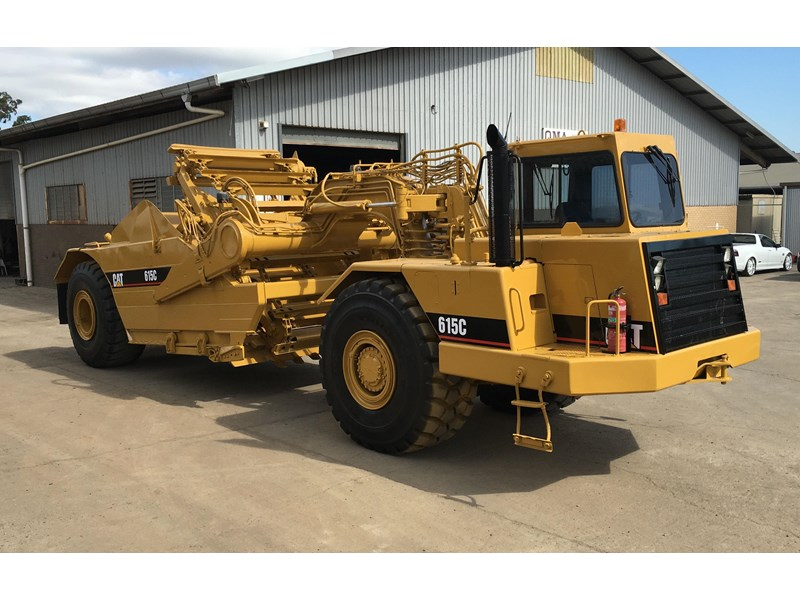 caterpillar 615c ii 423190 001
