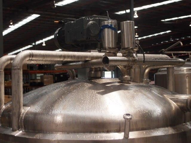 stainless steel mixing tank vertical mixing tank 419889 004