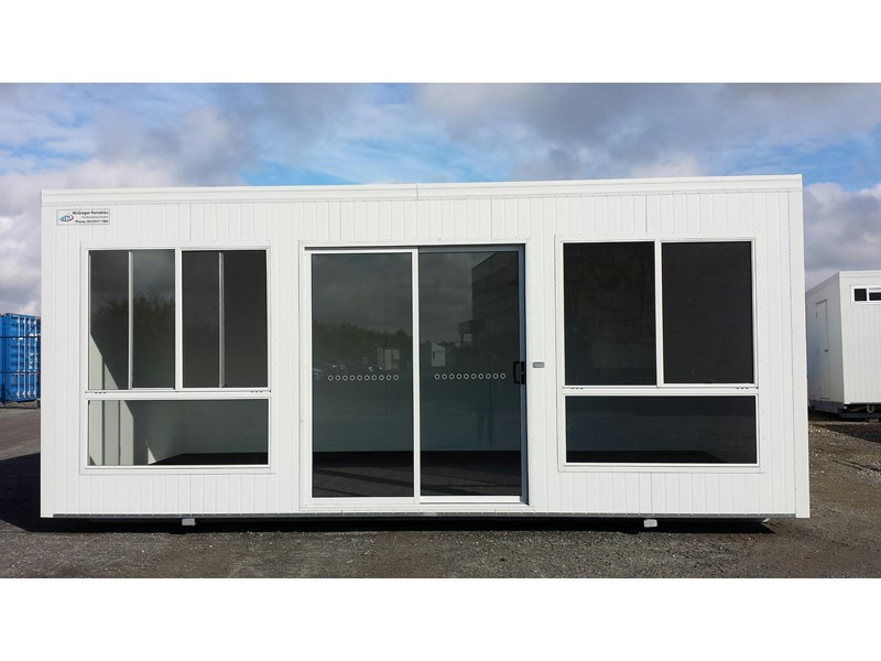 mcgregor 6.0m x 3.0m sales office 423889 001