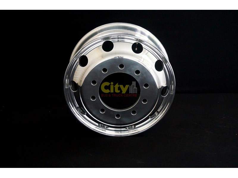 rims 10/285 8.25x22.5 polished drive alloy rim 424064 003