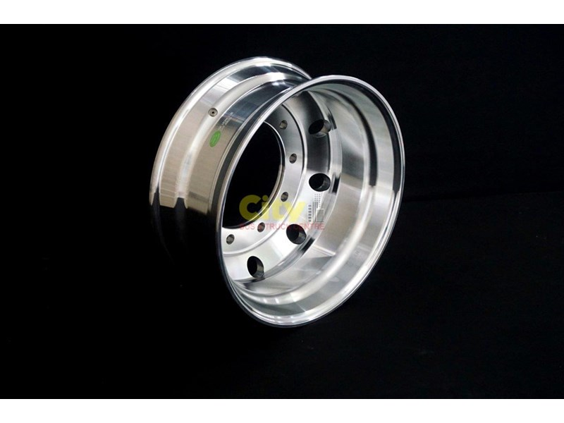 rims 10/335 8.25x22.5 machined alloy rim 424102 004