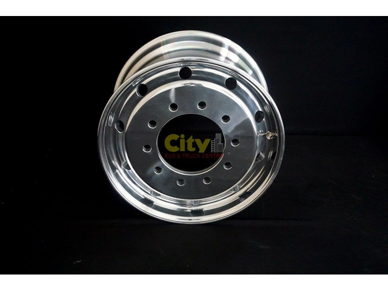 rims 10/285 11.75x22.5 super single steer alloy rim 424130 002