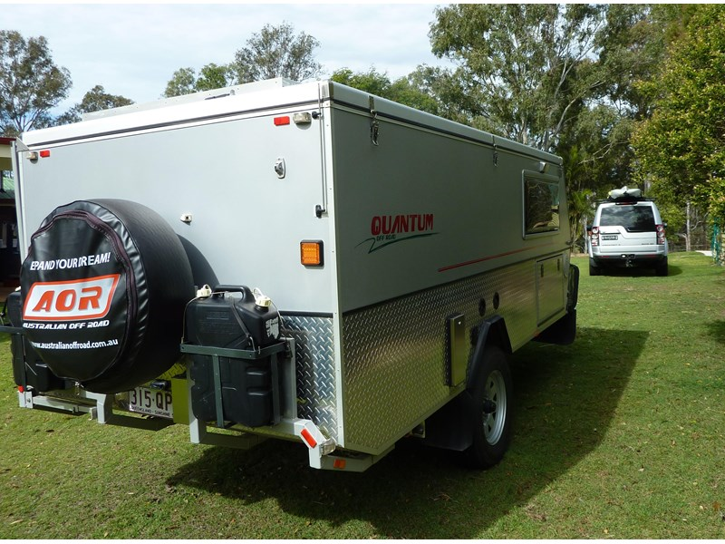 australian off road quantum with air con 424503 003