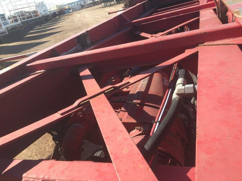 j smith & sons tipping blower skeletal trailer 424751 011