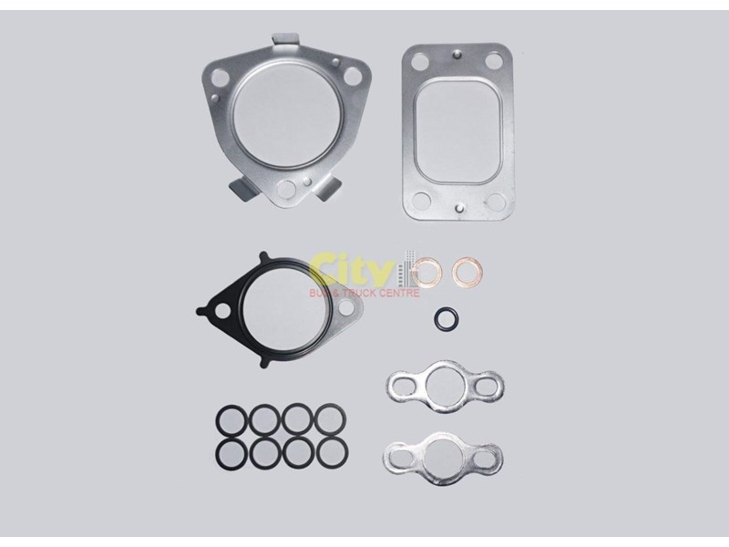 toyota coaster n04ct turbocharger & gasket kit 424767 004