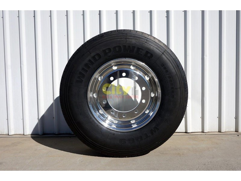 other 10/335 11.75x22.5 super single rim & tyre package 424869 002