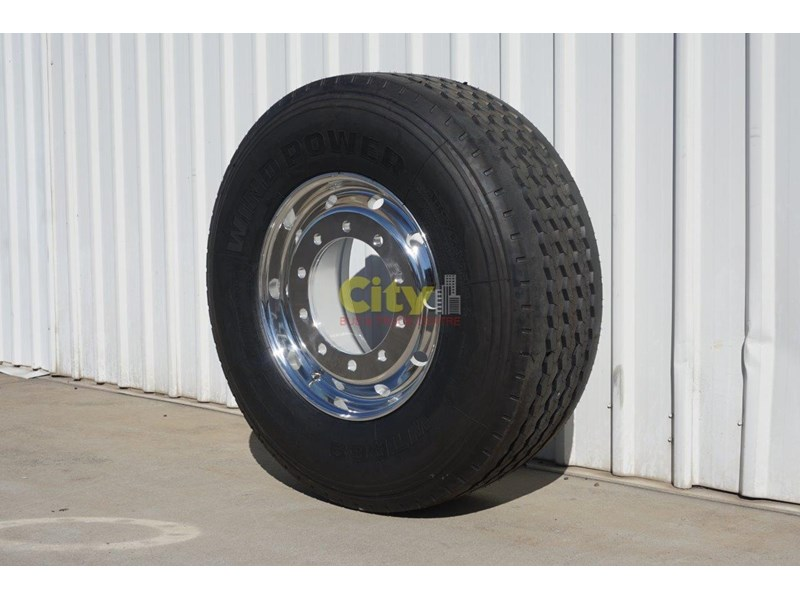 other 10/335 11.75x22.5 super single rim & tyre package 424869 003