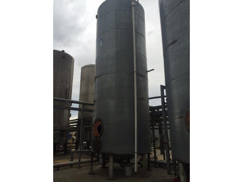 316 stainless steel insulated tank 425248 001