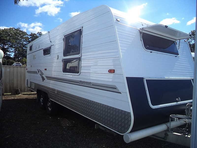retreat caravans brampton 425235 001