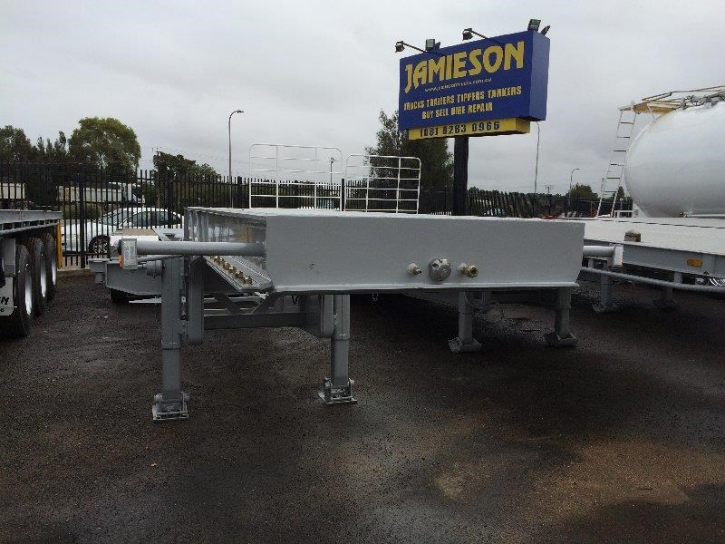 jamieson dropdeck to suit 1 x 20' 425303 008