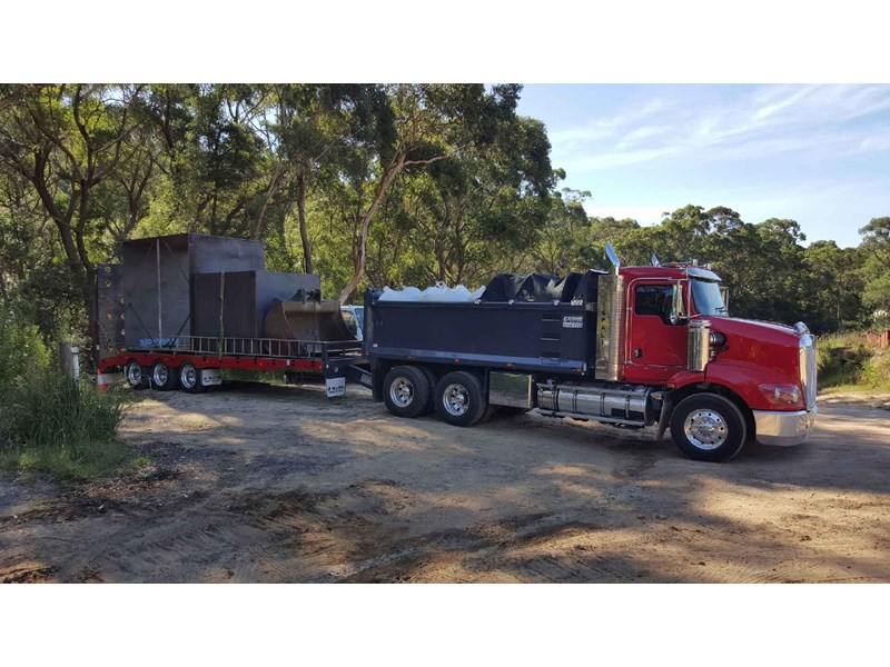 jp trailers tri axel plant trailer 425334 001
