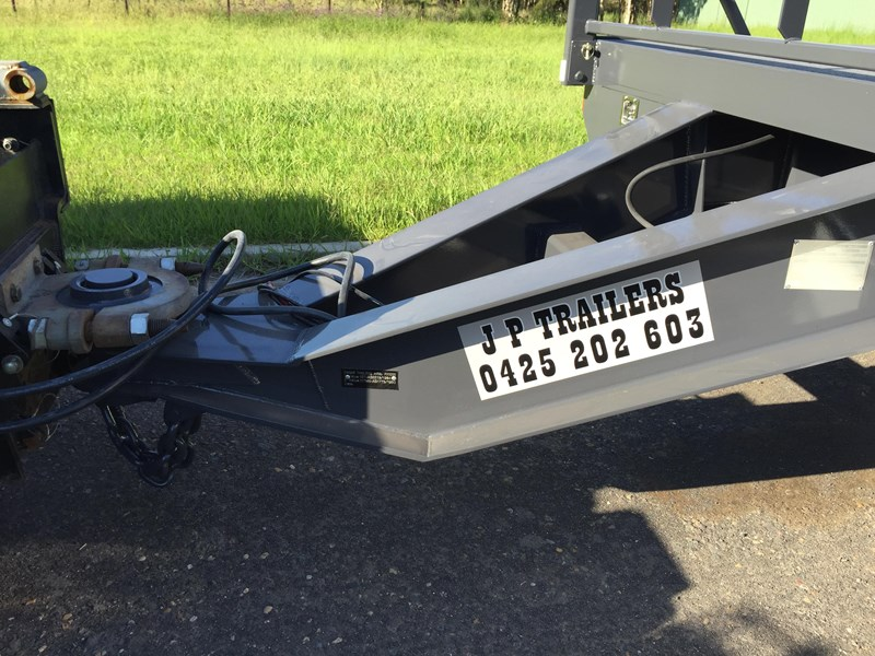 jp trailers tri axel plant trailer 425334 008
