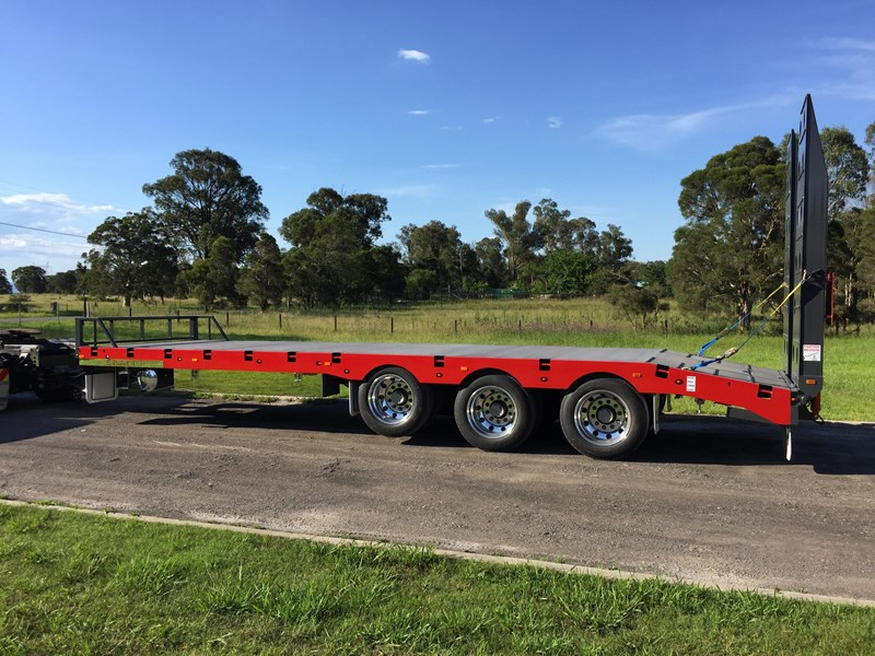 jp trailers tri axel plant trailer 425334 011