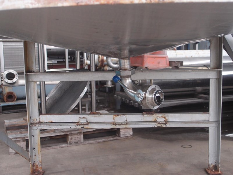 stainless steel mixing tank vertical 425340 004