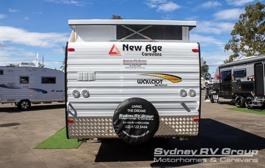 new age wallaby 15e deluxe 425491 020