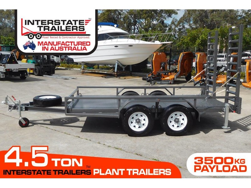 interstate trailers 4.5 ton plant trailer 236240 001