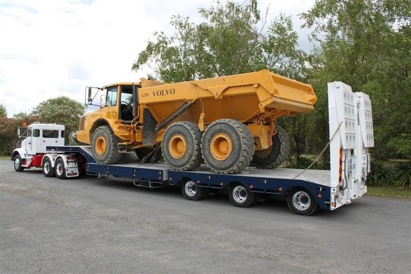 mte new deck widening low loader (made to order) 426021 007