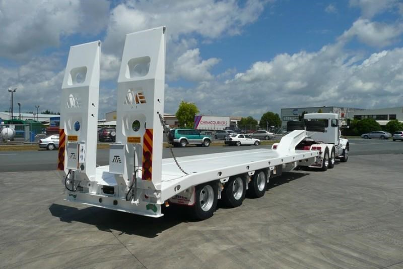 mte suspension widening low loader - new (made to order) 426026 002