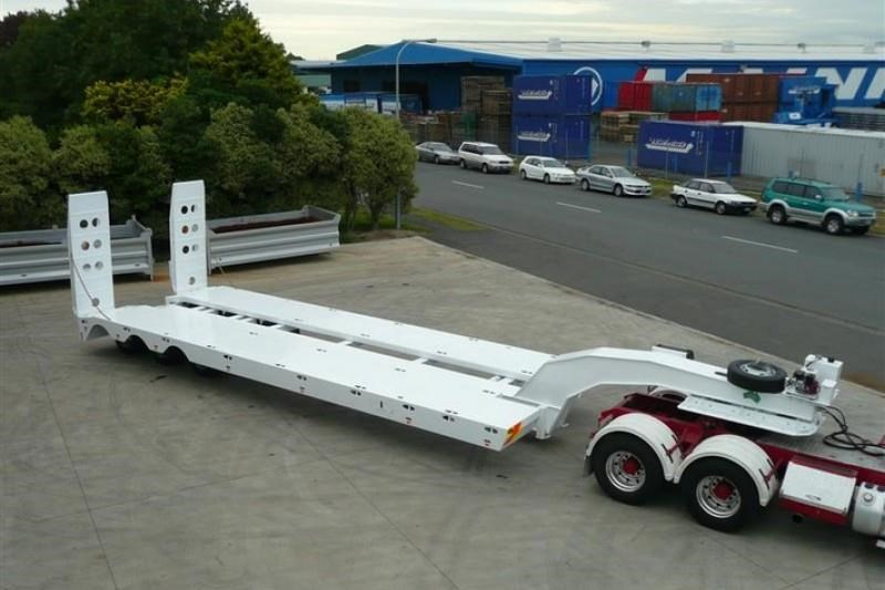mte suspension widening low loader - new (made to order) 426026 001