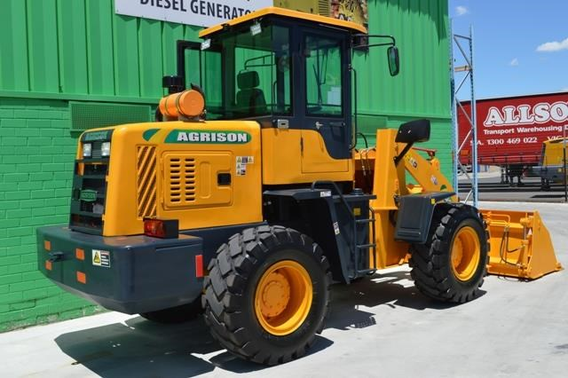 agrison tx930 wheel loader 426087 008