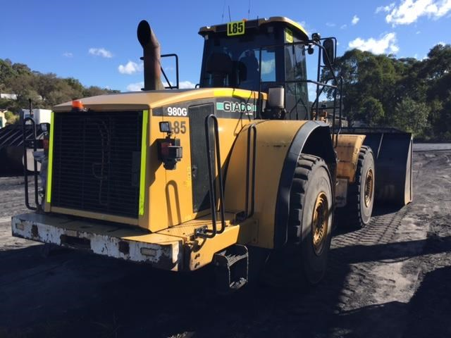 caterpillar cat 980g x2 426483 005