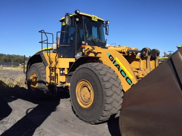 caterpillar cat 980g x2 426483 009