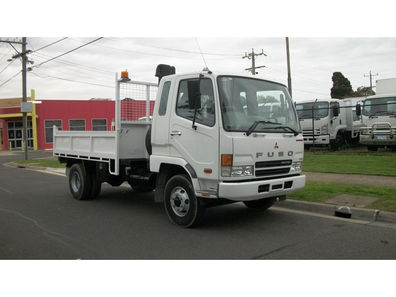 fuso fighter fk617 420404 002