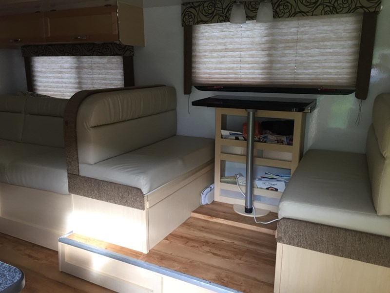 talvor luxury 25ft caravan 426568 003