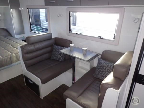 leader caravans gold 19 tandem ensuite independent suspension 427191 009