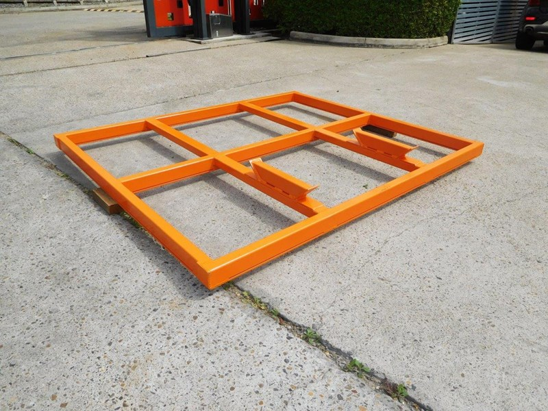 other heavy duty extreme built 2100 mm width levelling bars attachments / 2100mm x 1800mm spreader bars [attbars] 427523 005