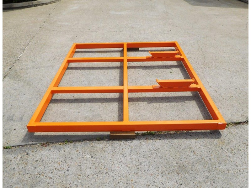other heavy duty extreme built 2100 mm width levelling bars attachments / 2100mm x 1800mm spreader bars [attbars] 427523 012