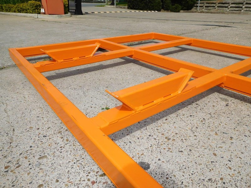 other heavy duty extreme built 2100 mm width levelling bars attachments / 2100mm x 1800mm spreader bars [attbars] 427523 014