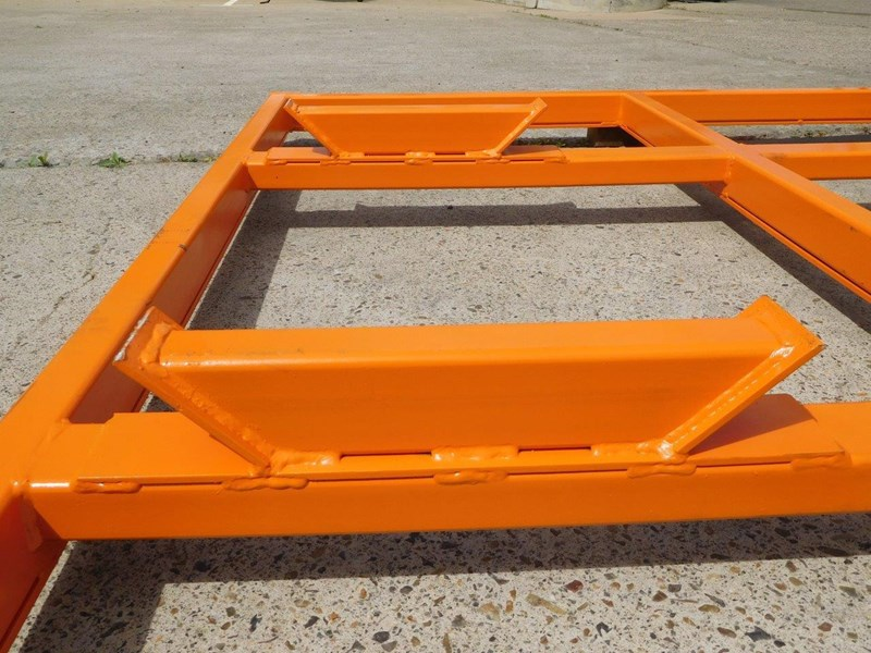 other heavy duty extreme built 2100 mm width levelling bars attachments / 2100mm x 1800mm spreader bars [attbars] 427523 017