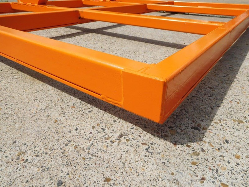 other heavy duty extreme built 2100 mm width levelling bars attachments / 2100mm x 1800mm spreader bars [attbars] 427523 018