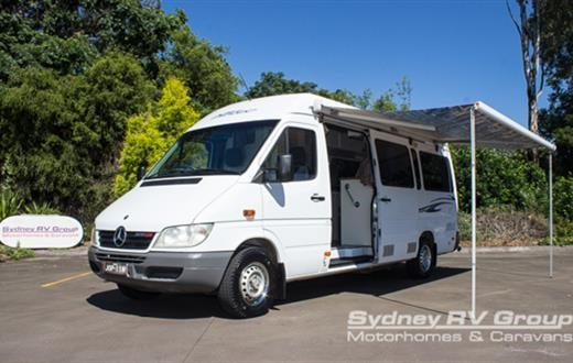 dreamseeker mercedes 427603 002
