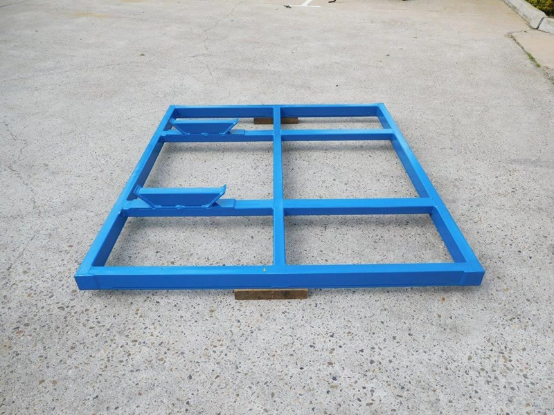 other heavy duty extreme built 1800mm x 1600mm spreader bars / 1800 mm width levelling bars attachments [attbars] 427658 007