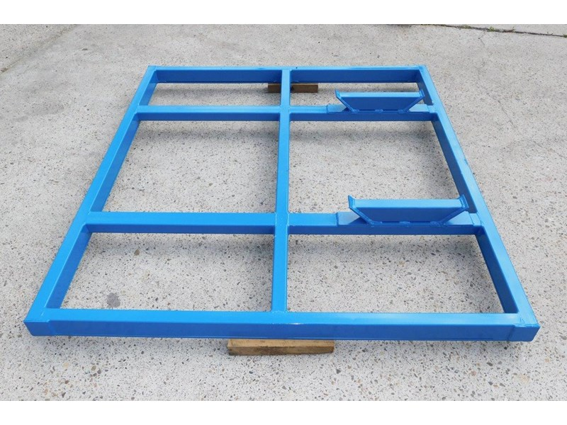 other heavy duty extreme built 1800mm x 1600mm spreader bars / 1800 mm width levelling bars attachments [attbars] 427658 010