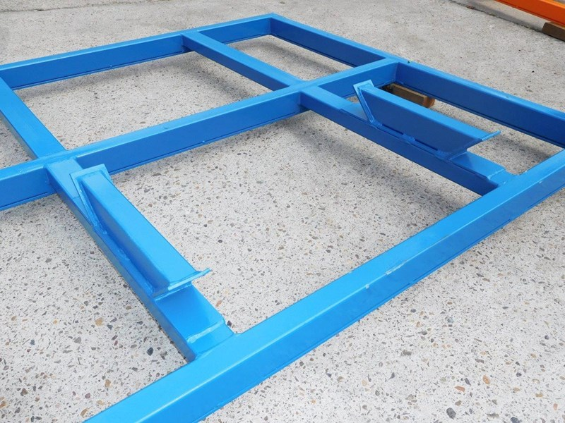 other heavy duty extreme built 1800mm x 1600mm spreader bars / 1800 mm width levelling bars attachments [attbars] 427658 011