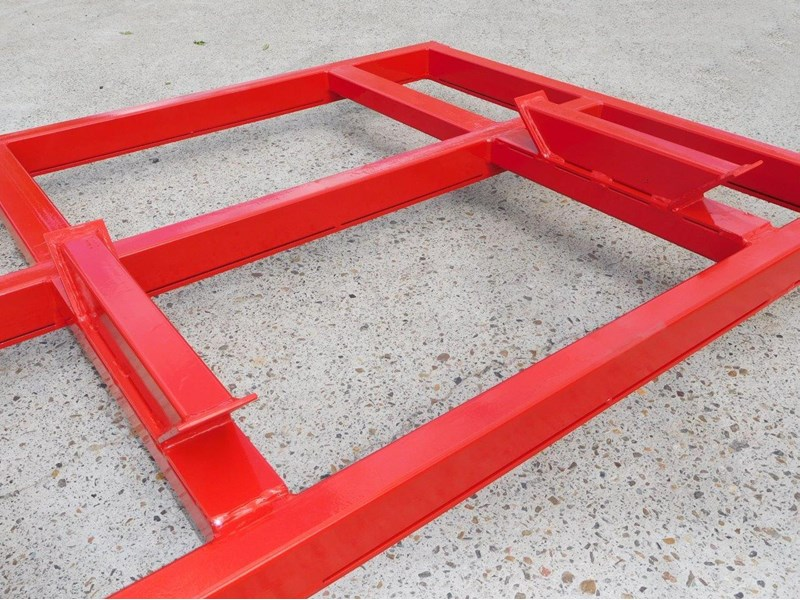 other heavy duty extreme built 1500 mm width levelling bars attachments [attbars] / 1500mm x 1200mm spreader bars 427771 011