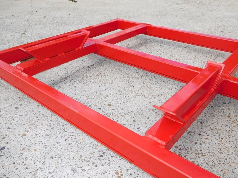other heavy duty extreme built 1500 mm width levelling bars attachments [attbars] / 1500mm x 1200mm spreader bars 427771 013