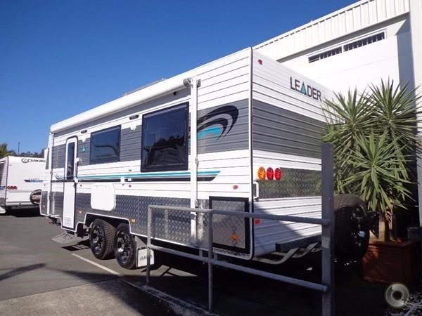 leader caravans 19' gold ensuite 427716 002